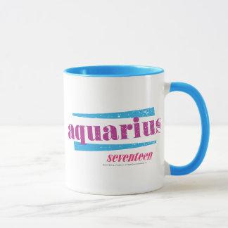 Aquarius Purple Mug