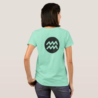 Aquarius Sea Water T-Shirt