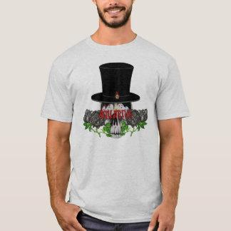 Aquarius Skull T-Shirt