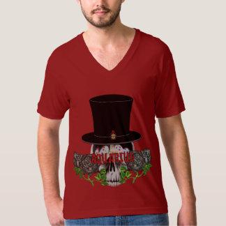 Aquarius Skull T Shirts