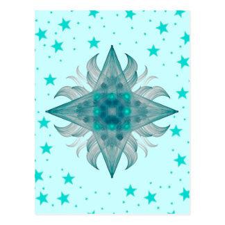 Aquarius Star Postcard