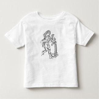 Aquarius (the Water Carrier) an illustration from Toddler T-Shirt