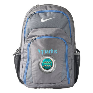 Aquarius - The Water Pitcher Astrological Sign Backpack