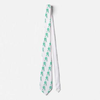 Aquarius Traits Men's Necktie