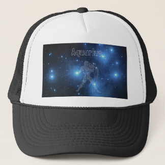 Aquarius Trucker Hat