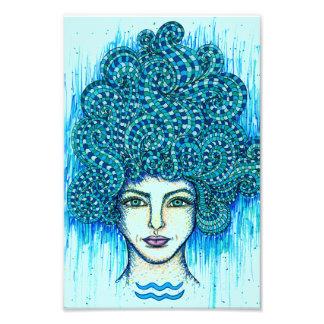 Aquarius Woman Photo