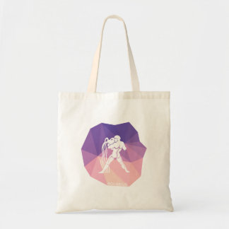 Aquarius zodiac sign 3d effect design bag