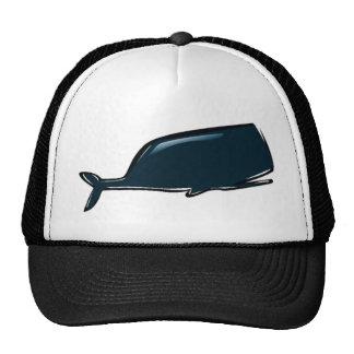 Aquatic Animal Art Cap