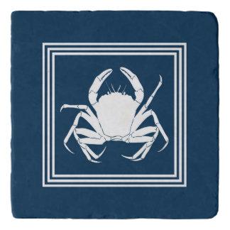 Aquatic design trivet