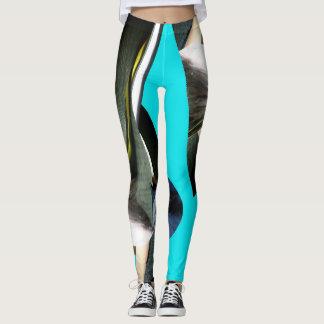 Aquatic Leggings