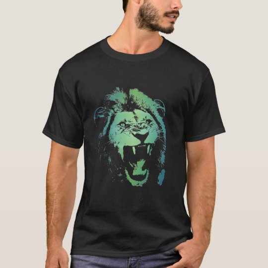 Aquatic Lion T-Shirt