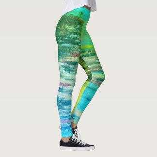 Aquatic Movement Leggings