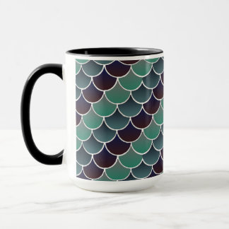 Aquatic Scales Mug
