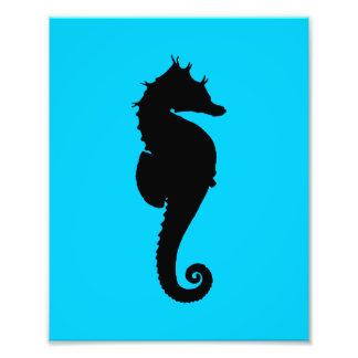 Aquatic Sea Horse Photo Print