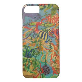 Aquatic Setting iPhone 8/7 Case