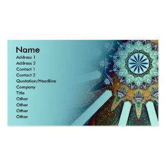 AquaTribe Business Card