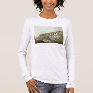 Aqueduct near Belgrade, Serbia, plate 6 from 'View Long Sleeve T-Shirt