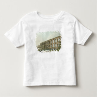 Aqueduct near Belgrade, Serbia, plate 6 from 'View Toddler T-Shirt