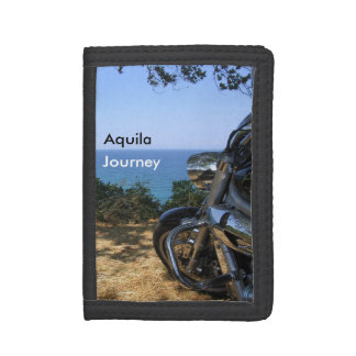 Aquila Journey TriFold Nylon Wallet
