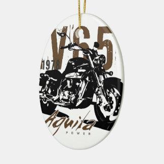 Aquila The Eagle Christmas Ornament