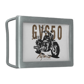 Aquila The Eagle Rectangular Belt Buckle
