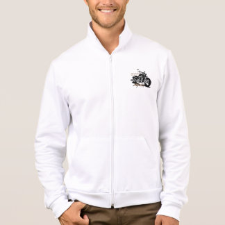 Aquila The Poet Men's American Apparel Jacket
