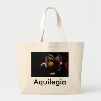 Aquilegia Large Tote Bag