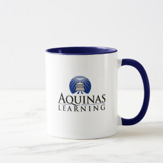 Aquinas Learning Mug