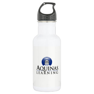 Aquinas Learning Water Bottle