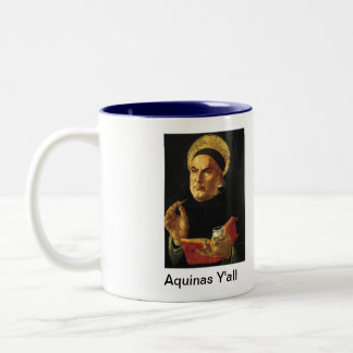 Aquinas Y'all Mug