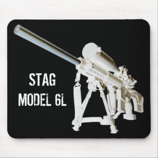 AR15 Mouse Pad- Stag Model 6L