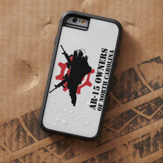AR-15 Owners of North Carolina Phone Case Tough Xtreme iPhone 6 Case