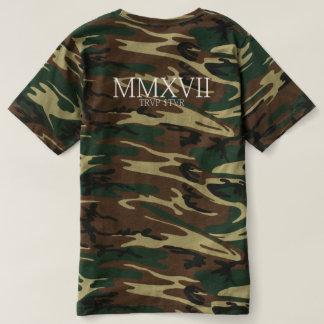 AR T-Shirt MMXVII (2017) Camo & White Version