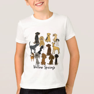 AR-Willow Springs Walking Buddies T-Shirt