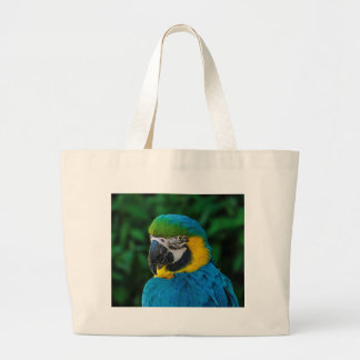 Ara Parrot Tote Bags