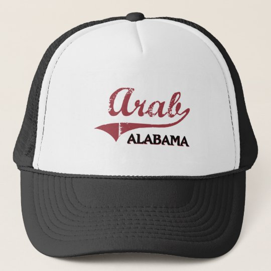 Arab Alabama City Classic Trucker Hat
