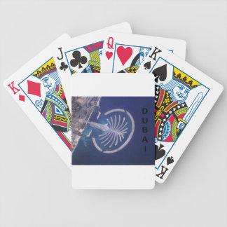 Arab Emirates Dubai Palm-Island Resort (St.K) Bicycle Playing Cards