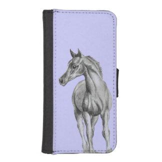 Arab foal phone wallet case