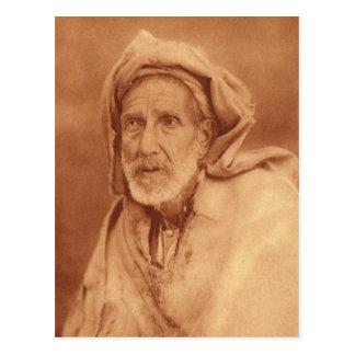 Arab from Algeria Postcard