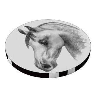 Arab horse poker chips