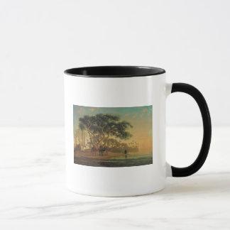Arab Oasis, 1853 Mug