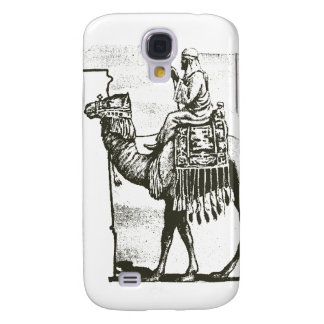 Arab on Camel Galaxy S4 Cover