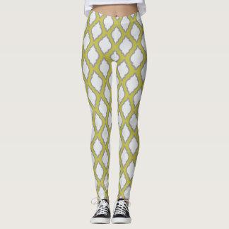 Arab Style Pattern Leggings