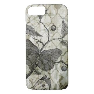 Arabesque Butterflies I iPhone 7 Case