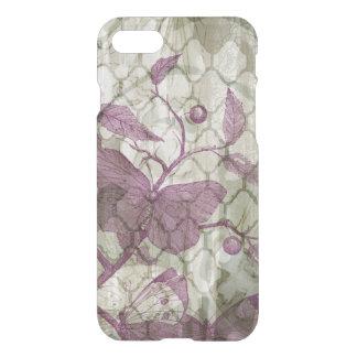 Arabesque Butterflies III iPhone 8/7 Case