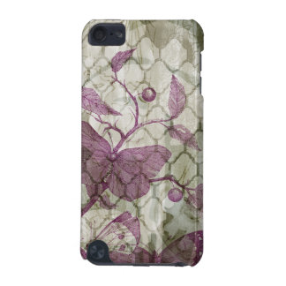 Arabesque Butterflies III iPod Touch 5G Covers