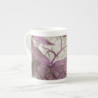 Arabesque Butterflies III Tea Cup