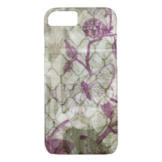 Arabesque Butterflies IV iPhone 8/7 Case