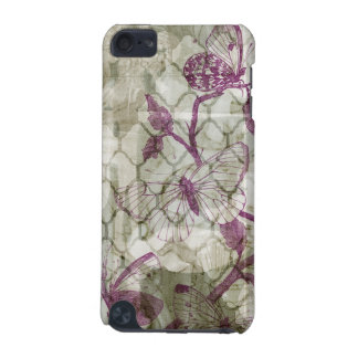 Arabesque Butterflies IV iPod Touch 5G Case