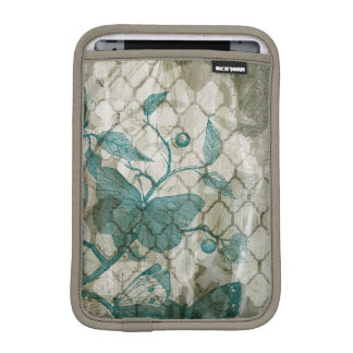 Arabesque Butterflies V iPad Mini Sleeve